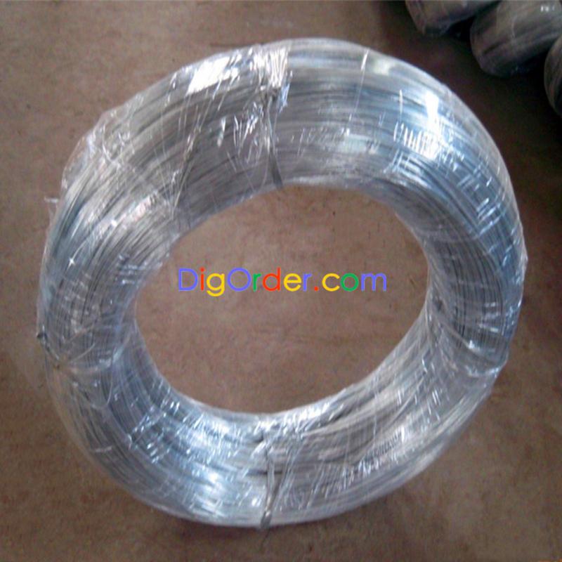 galvanized soft wire