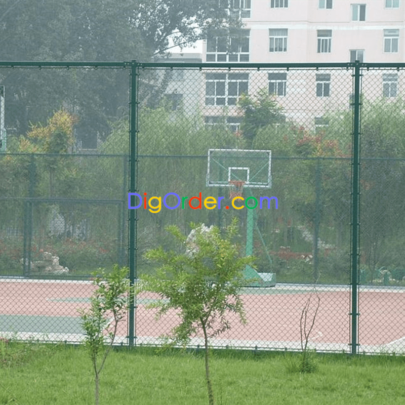 basketball ground mesh fencing