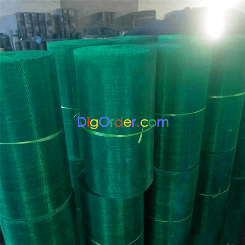 pvc coated mosquito net