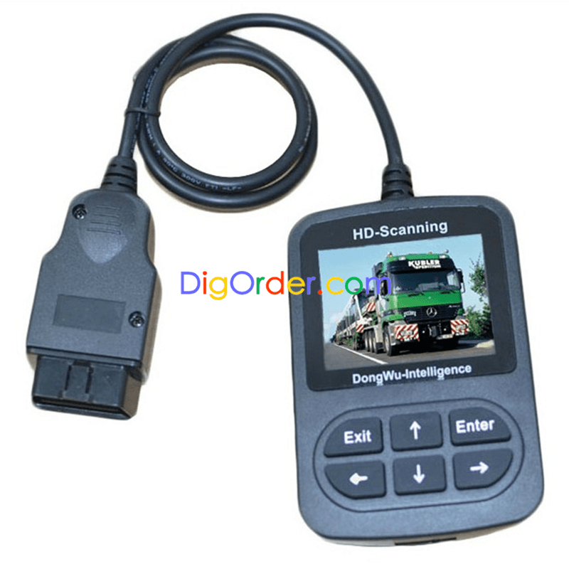 heavy truck diagnostic hd scanner